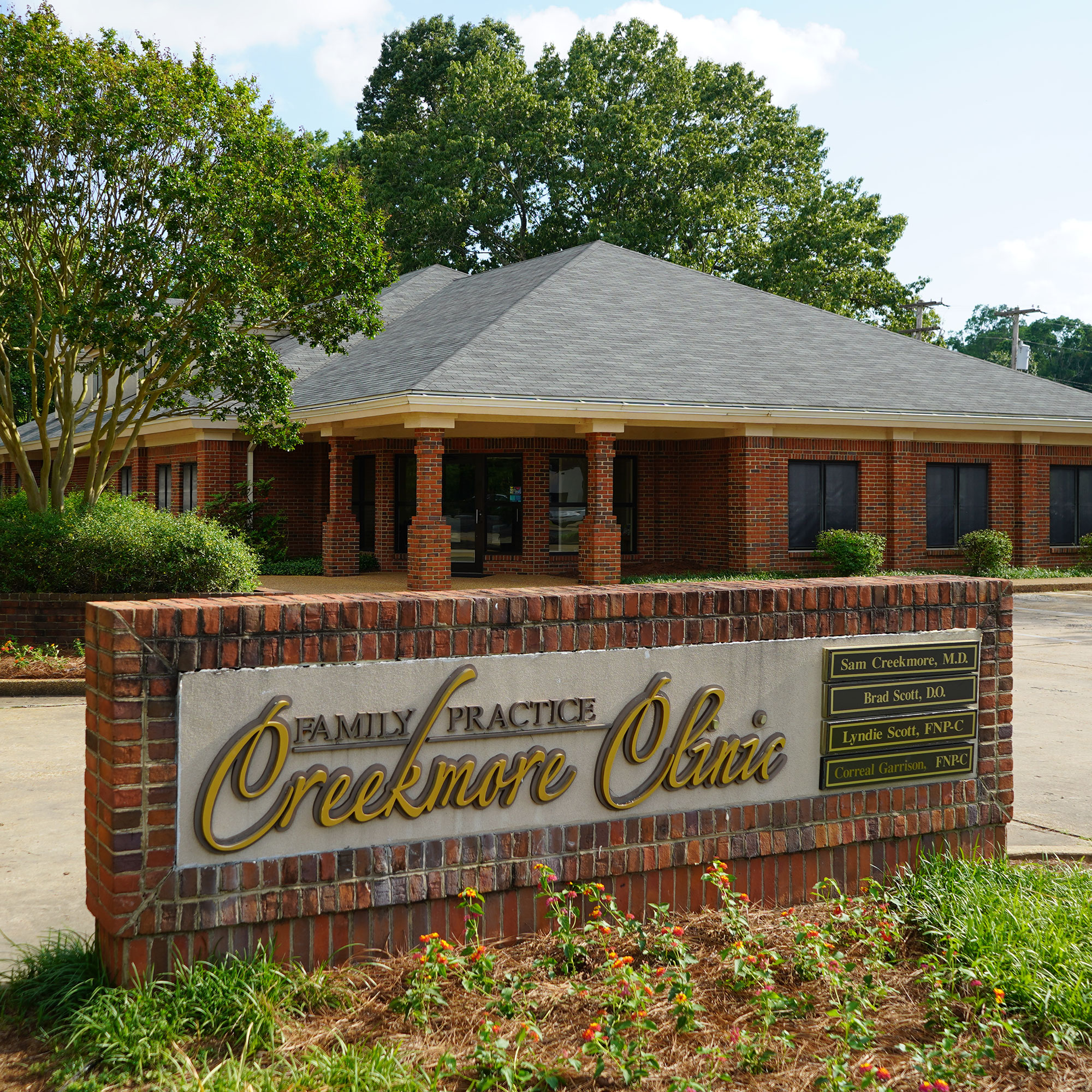 Creekmore Clinic, New Albany, MS
